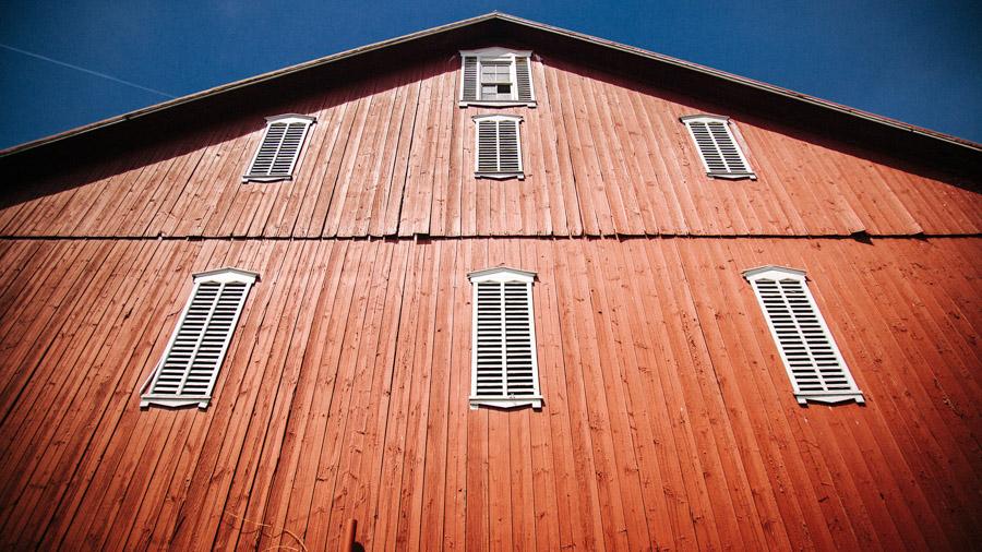 Maple Shde Barn